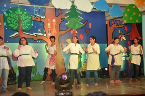 ANNUAL DAY2016